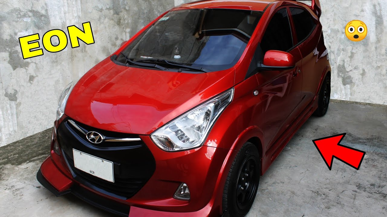 Top 5: BEST Modified Hyundai Eon ! ! ! - YouTube
