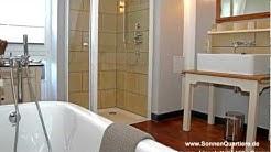 """www.SonnenQuartiere.de - Villa Germania - Wohnung """"Lieselotte"""" - Ferienwohnung Borkum"""