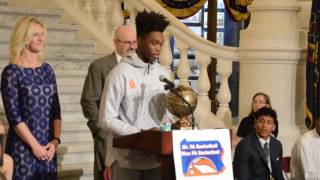 Lonnie Walker is named Mr. PA Basketball thumbnail