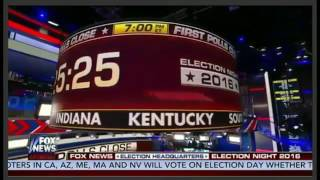 Election Night 2016 FOX News