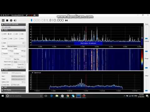 Radio Overcomer Ministry in 11810 KHz. received in Germany