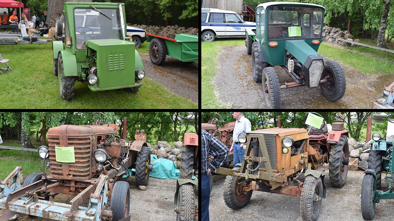 Homemade Tractors 1080p Youtube