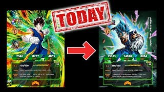 GET YOUR LR VEGITO BLUE TODAY! HOW TO GET HIM FROM TUR TO LR! BEST TEAMS FOR THE LAST MISSIONS