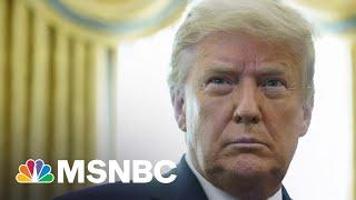 DOJ Says Congress Has Authority To See Trump's Taxes