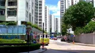 香港自由行 - 九龍海逸君綽酒店Harbour Grand 步行往紅磡碼頭