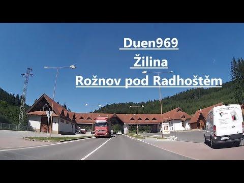 Czech Republic (95.)- Žilina - Makov - Horní Bečva - Rožnov pod Radhoštěm