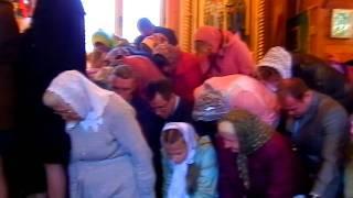 Освещения Храма пророка Божия Ильи 1