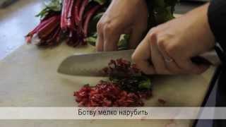 Как приготовить зеленые щи из ботвы