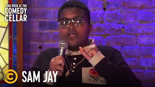 Sam Jay on Taking a Vegan to White Castle - This Week at the Comedy Cellar