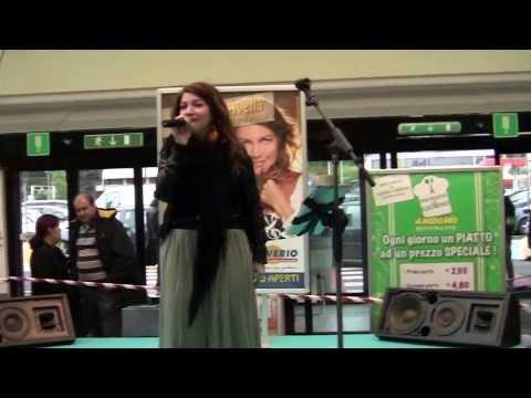 CRISTINA D'AVENA E PIGGLEY...dal tour