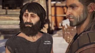 All Alexios & Kosta Romance Scenes & Twist Ending - Assassin's Creed Odyssey