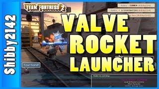VALVE ROCKET LAUNCHER (Team Fortress 2)