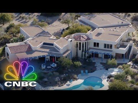 Secret Lives Super Rich: Inside A Gucci Heiress' Palm Desert Estate | CNBC Prime