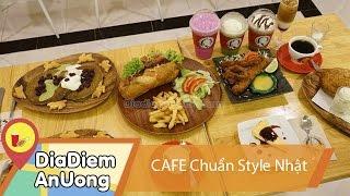 Coffee Style chuẩn Nhật   Địa điểm ăn uống