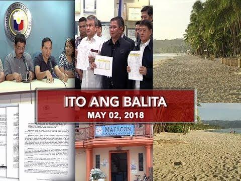 UNTV: Ito Ang Balita (May 2, 2018)