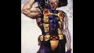 Historia Cable Summers MARVEL (616)