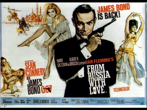 From Russia with Love - 007: PSP Longplay