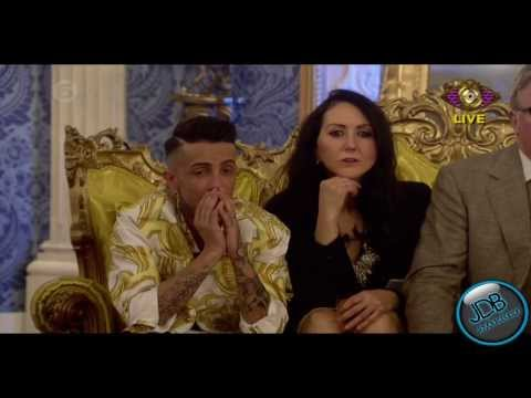 Dappy on Celebrity Big Brother 2014 (Live Event) - Episode 1 (3/1/14)