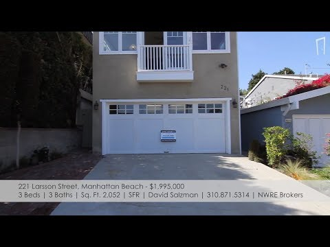 Manhattan Beach Real Estate  New Listings: Oct 2829, 2017  MB Confidential