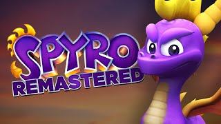 Spyro The Dragon REMASTERED TRILOGY Will Be Dropping THIS YEAR!