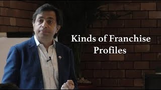Franchise Management Series by(Kinds of Franchise Profiles)