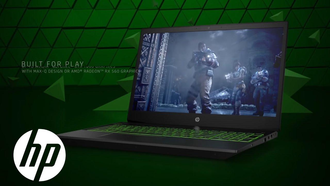 HP® Pavilion Gaming Laptop