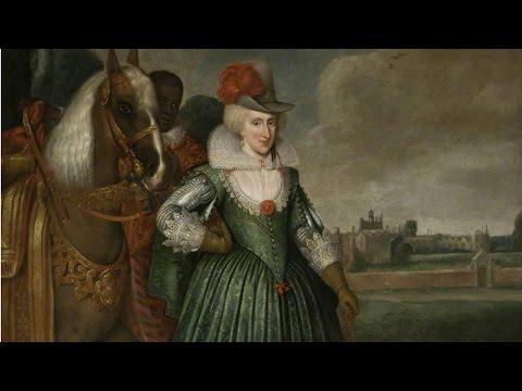 Queen Anne of Denmark: Ready to Ride? - Dr Simon Thurley