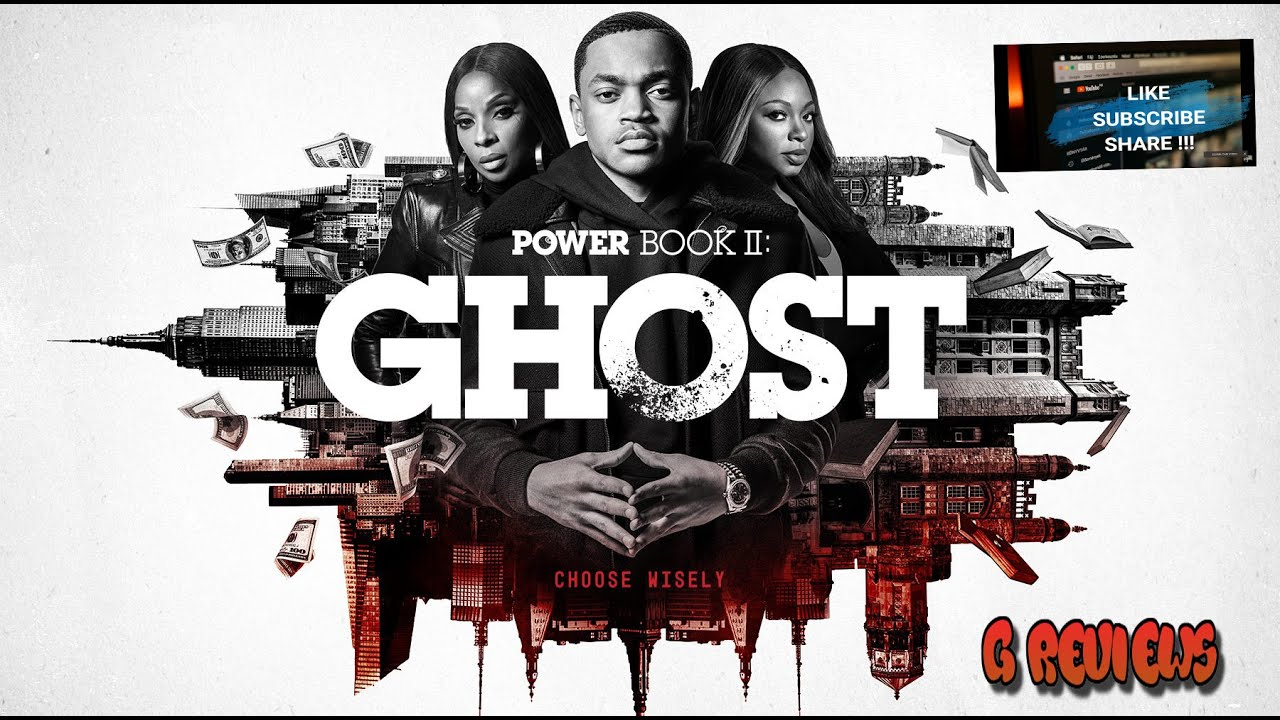Download Power Book II Ghost S01E01 The Stranger : Ghost