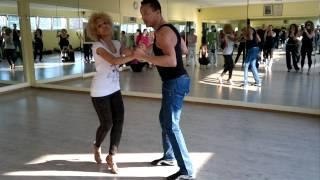 Stage con Alberto Valdes y Leysis Smith 25/3/2012