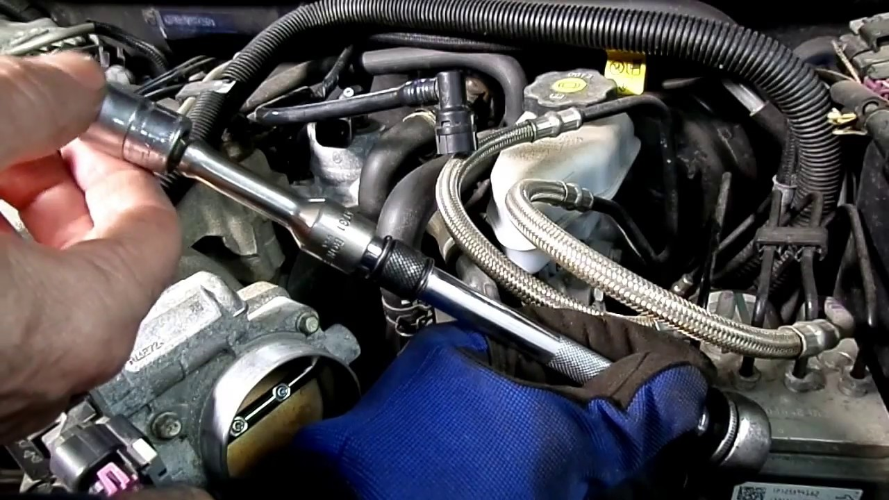 maxresdefault p2440 chevrolet impala air injection check valve youtube  at readyjetset.co