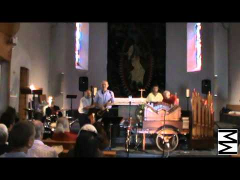 Tourneurs orgues barbarie — Jazzorgellady Quartett (1) — 2012