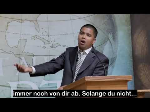 Baptist Sein - Die ewige Heilssicherheit des Gläubigen - Teil 3