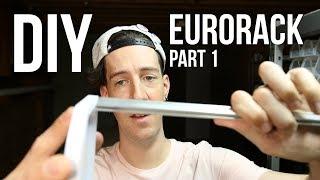 DIY Music Studio - How to Build Your own Eurorack / Modular Box