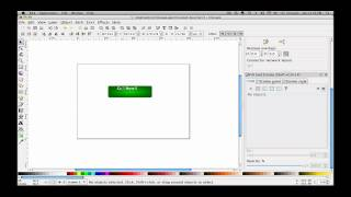 Creating a Call To Action Button With Inkscape