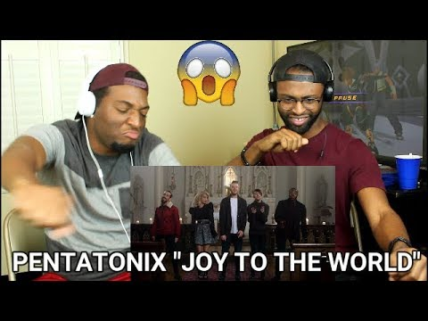 Pentatonix - Joy To The World (REACTION)