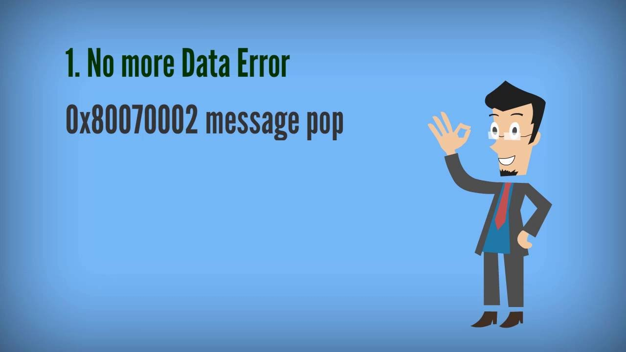 How to Easily Fix Error Code 0x80070002