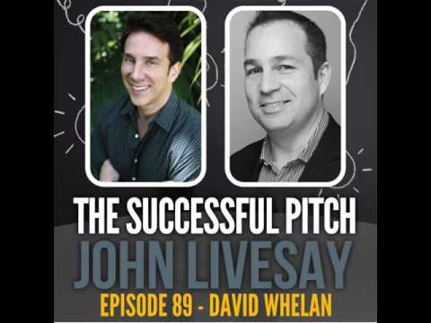 How To Pitch Health and Tech, David Whelan | TSP089