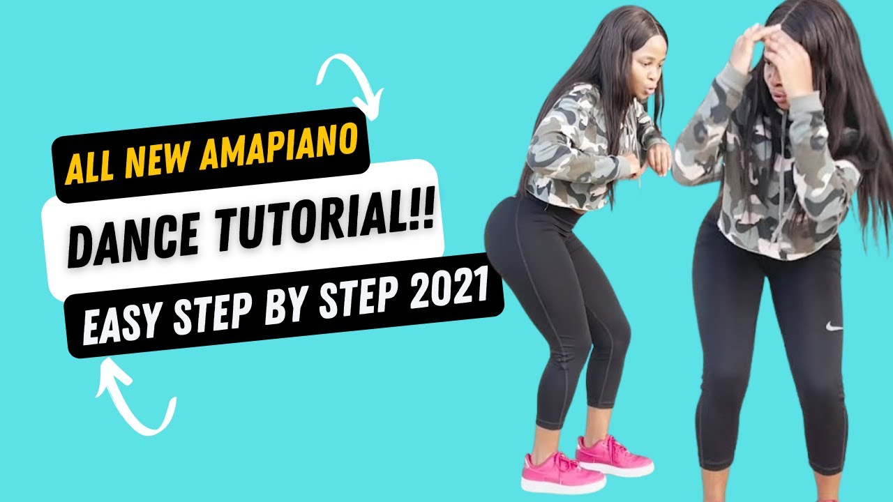 Learn the Latest Trending Amapiano Dance Moves | Umsebenzi wethu
