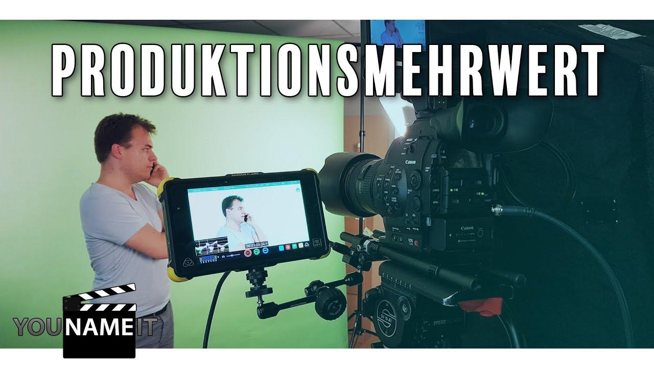 Mehrwerte einer Videoproduktion