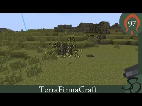 TerraFirmaCraft - E97: Saltpeter & Sulfur Aquired