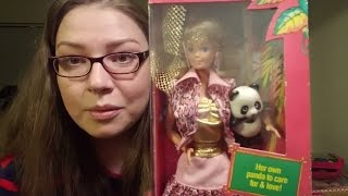 My favorite 80s and 90s Barbies Haul