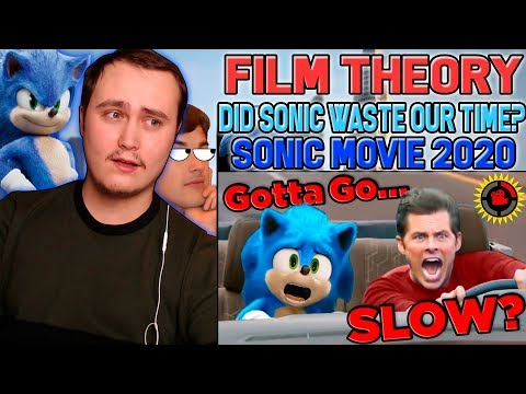 Film Theory: Did Sonic WASTE Our Time? (Sonic Movie 2020)| Reaction
