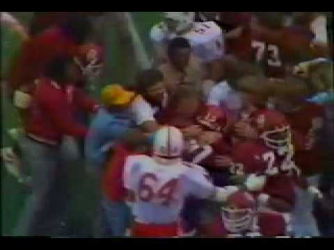 Oklahoma Sooners Football Billy Sims Highlights