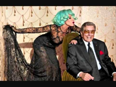 Tony Bennet ft. Lady Gaga - The Lady Is A Tramp