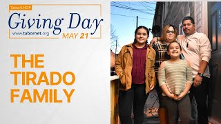 The Tirado Family | Tabor/LHOP Giving Day!