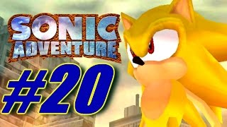 Sonic Adventure Let's Play [20/20] (60FPS)