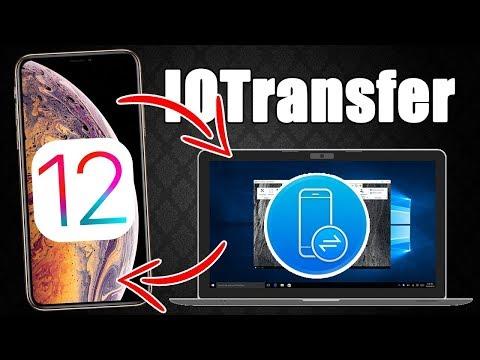 IOTRANSFER 3 : La meilleure alternative à ITUNES