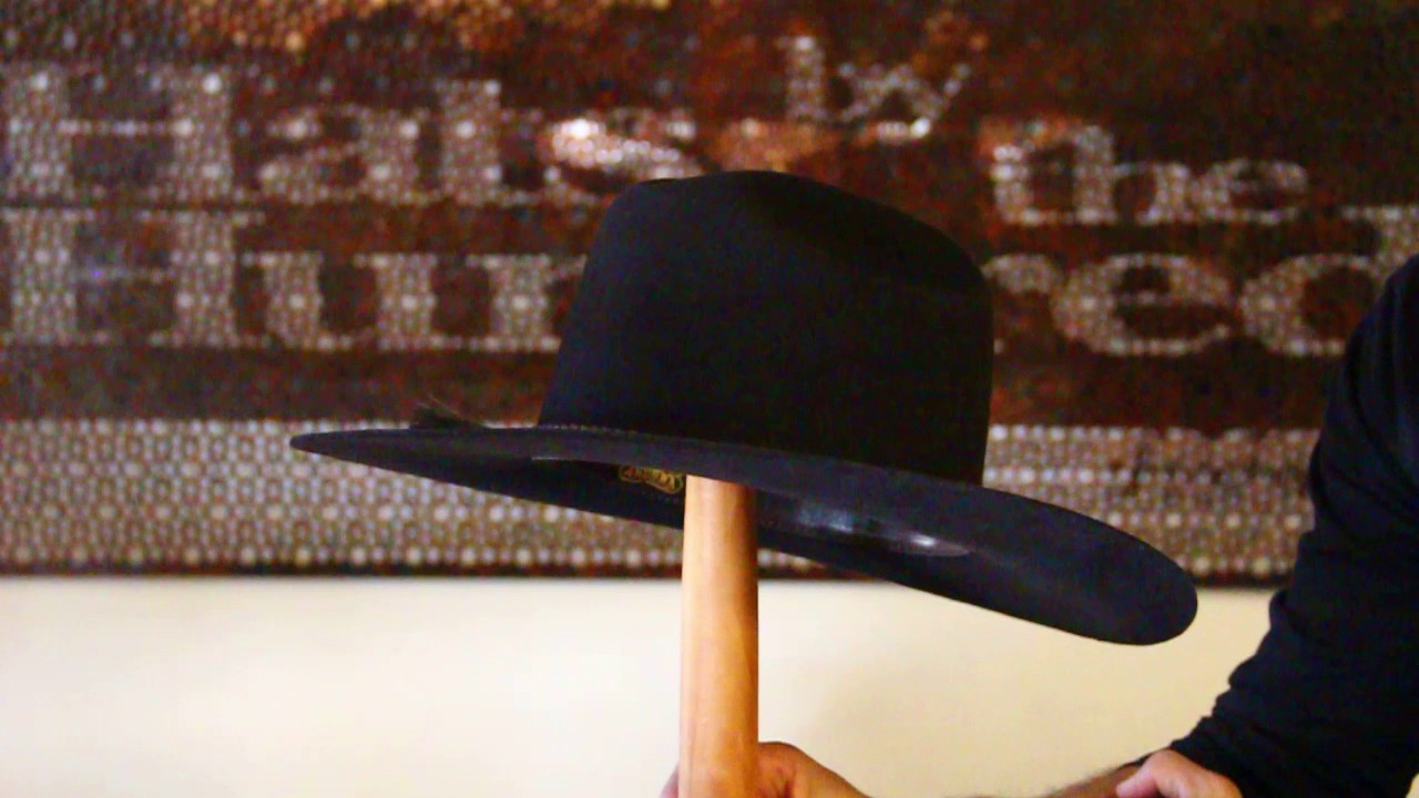 Akubra Arena Loden Hat Review- Hats By The Hundred - YouTube 021ab2ad0dcd