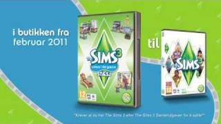 The Sims 3 Luksus i Det Grønne Stæsj