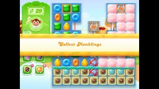 Candy Crush Jelly Saga Level 911 (3 star, No boosters)
